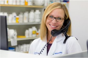 Carrie - pharmacist